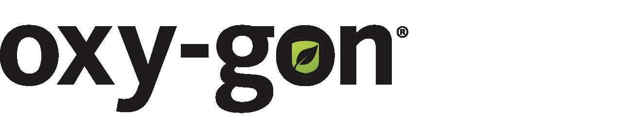 Oxy-Gon logo.